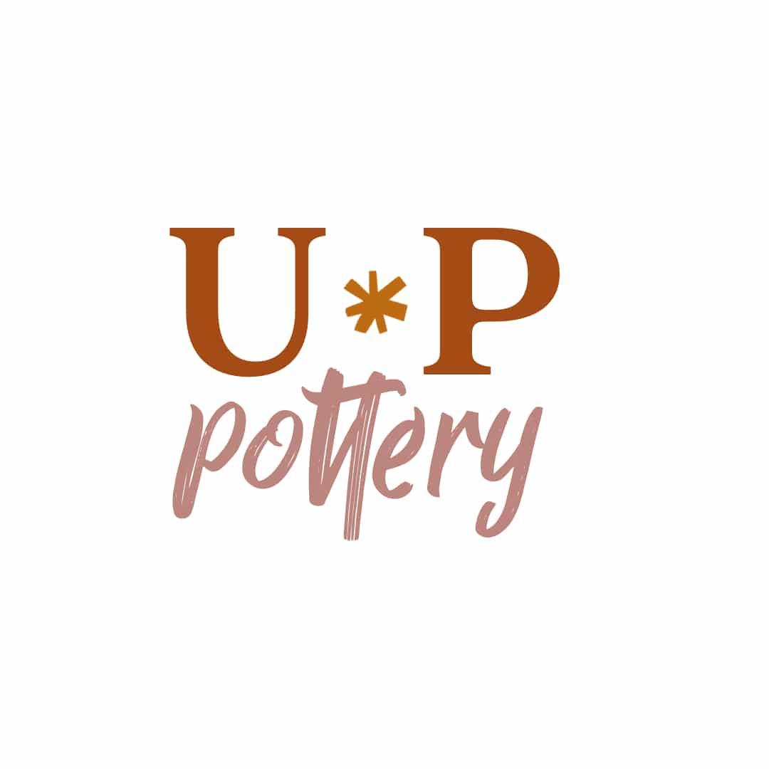 U.P Pottery logo