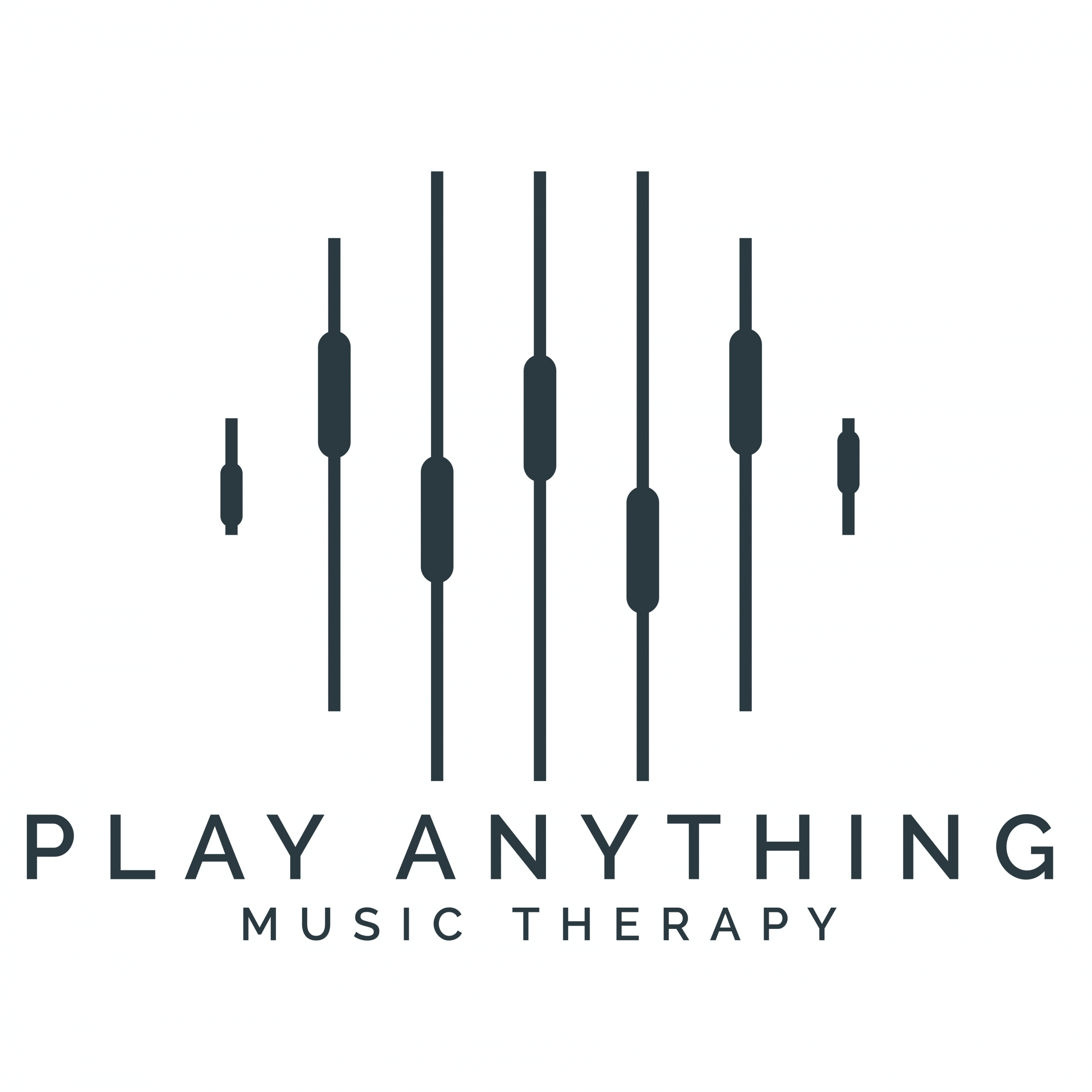 Play anything music therapy LOGO